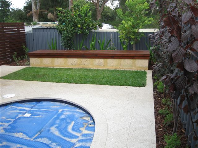 Landscape ideas front garden design perth wa for Front garden designs perth